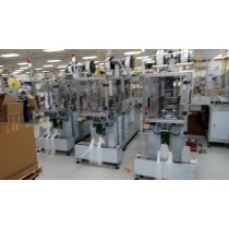 HM100-1333 fully automated tie tape mask machine