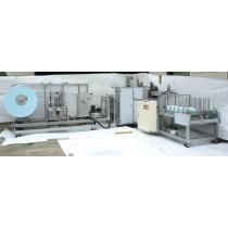 HM 200-22A non-woven bath glove making machine