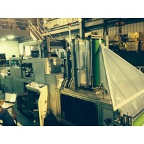 HM200-24 DISPOSABLE BED SHEET CUTTING AND FOLDING MACHINE