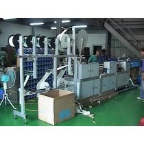 HM 100-1E Nonwoven disposable three dimensional mask body making machine