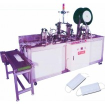 HM 100-2A Nonwoven disposable outside ear-loop welding machine