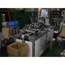 HM 100-2C Nonwoven disposable earloop sealing line