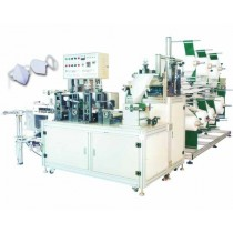 HM 100-4 Flexiable Nonwoven mask making machine