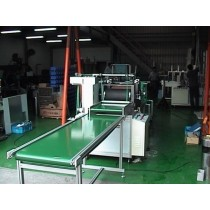 HM 200-13 Nonwoven disposable boot cover making machine