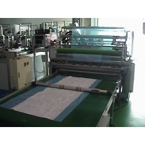 HM 200-15 Nonwoven operation table cover making machine