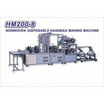 HM 200-8 Nonwoven disposable handbag making machine
